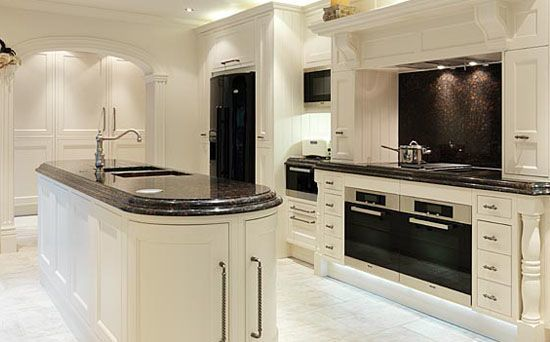 Designer kitchens uk new kitchen style for Kitchen design london