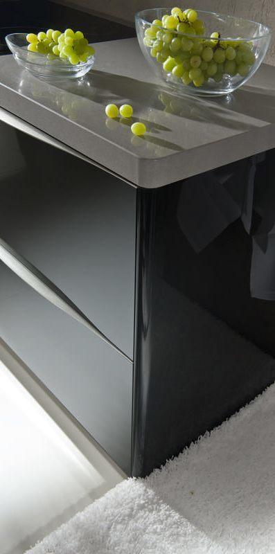 AV 5090 Design glass black