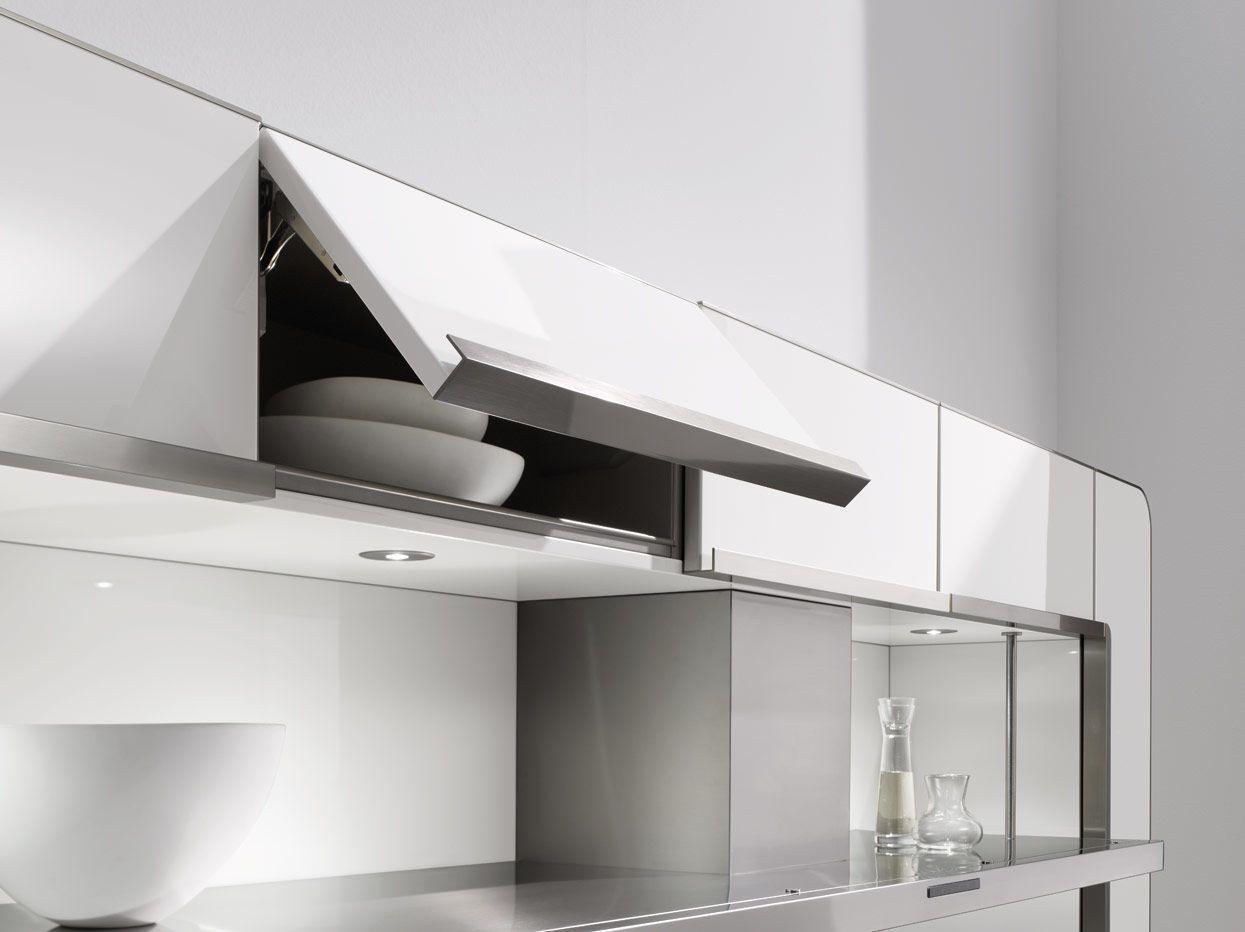 K and I Kitchens - White NOVA segments