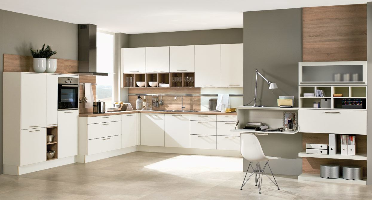 K and I Kitchens - Sleek kitchen