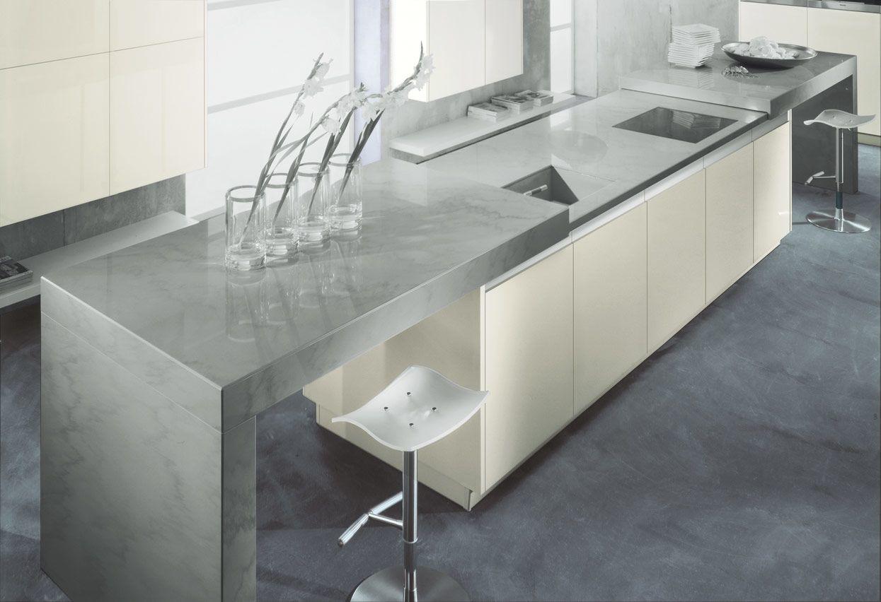 K and I Kitchens - elegant frame for the furniture