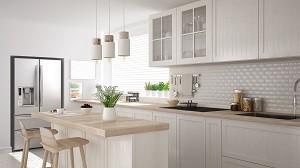 White Kitchen Tips