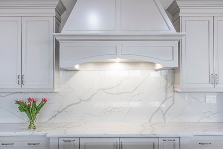 Kitchen White Cabinetry