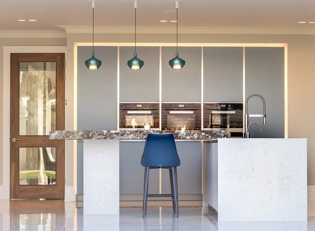 Luxury Kitchen Designers in London