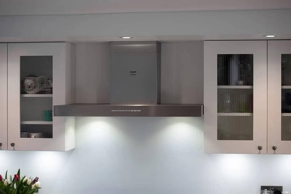Chef's Kitchen - A Designer Hood