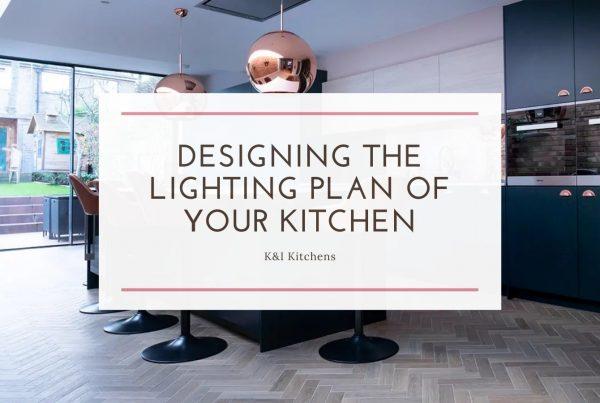 Designing The Kitchen Lighting Plan