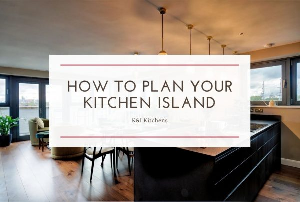 6 Things To Consider When Planning Your Kitchen Island