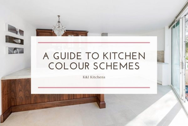 A Guide To Kitchen Colour Schemes